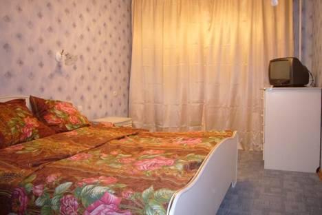 Сдается 2-комнатная квартира посуточно в Ижевске, ул. Красноармейская, 73.