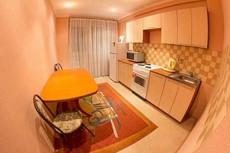Сдается 1-комнатная квартира посуточнов Тюмени, Харьковская 59/5.
