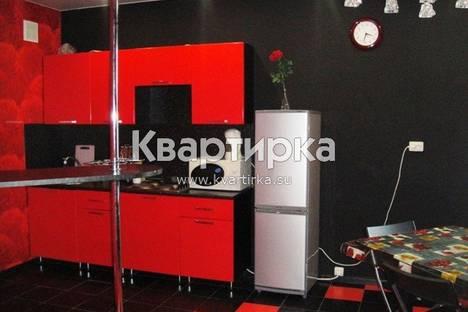 Сдается 2-комнатная квартира посуточнов Казани, ул. Нигматуллина, 5.