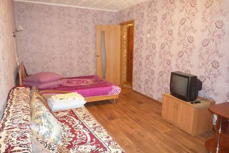 Сдается 1-комнатная квартира посуточно, Урицкого, 67.