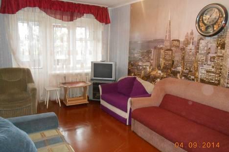 Сдается 2-комнатная квартира посуточнов Екатеринбурге, ул.Стрелочников, 2Д.