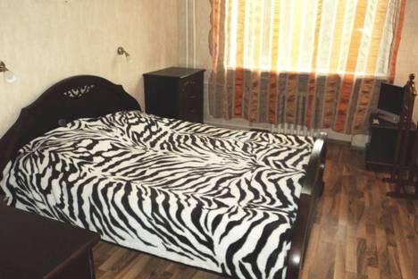 Сдается 4-комнатная квартира посуточно в Нижнем Новгороде, проспект Гагарина, 116.