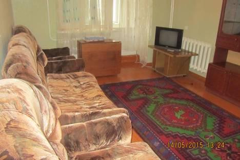 Сдается 2-комнатная квартира посуточнов Бузулуке, ул. Культуры 84.