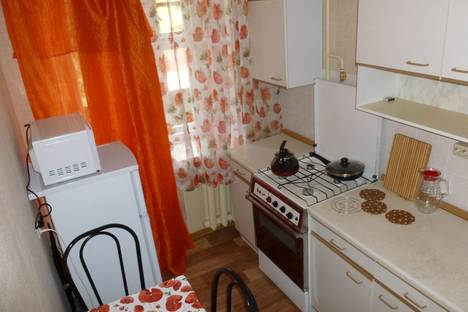 Сдается 1-комнатная квартира посуточно в Вологде, ул. Конева, 31А.