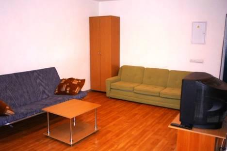 Сдается 1-комнатная квартира посуточнов Черногорске, проспект Ленина, 75.