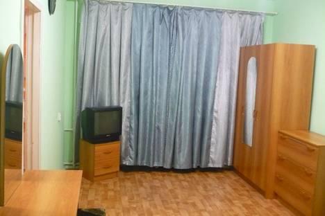 Сдается 1-комнатная квартира посуточно в Вологде, ул. Пролетарская, 75.