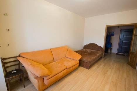 Сдается 1-комнатная квартира посуточно в Новосибирске, ул. Галущака, 4.
