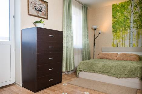 Сдается 1-комнатная квартира посуточно в Нижнем Новгороде, народная 54.