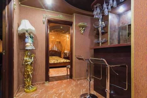 Сдается 3-комнатная квартира посуточнов Сочи, ул. Парковая, 24.