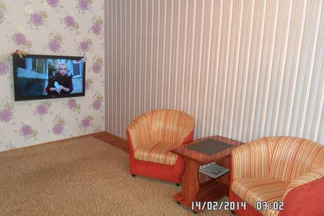 Сдается 1-комнатная квартира посуточнов Златоусте, Аносова 231.