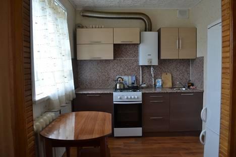 Сдается 2-комнатная квартира посуточно в Ульяновске, ул. Гагарина, 15.