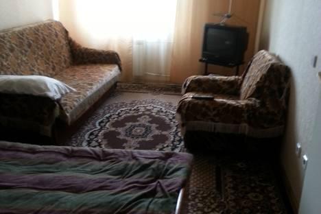 Сдается 1-комнатная квартира посуточно во Владикавказе, ул. Куйбышева, 124.