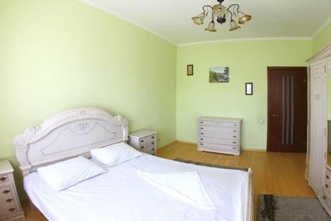 Сдается 1-комнатная квартира посуточно в Химках, Ленинский проспект, 1к2.