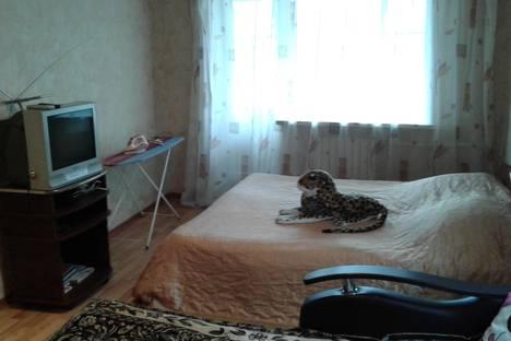 Сдается 1-комнатная квартира посуточно, ул. Циолковского, 9.