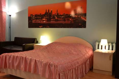 Сдается 1-комнатная квартира посуточно в Нижнем Новгороде, улица Веденяпина д.4.