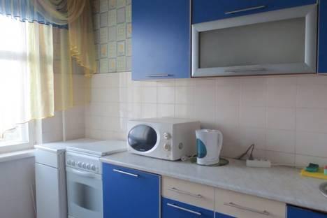 Сдается 3-комнатная квартира посуточно в Казани, ул. Маршала Чуйкова, 25.