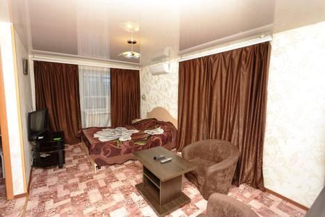 Сдается 1-комнатная квартира посуточно в Комсомольске-на-Амуре, проспект Ленина, 41.