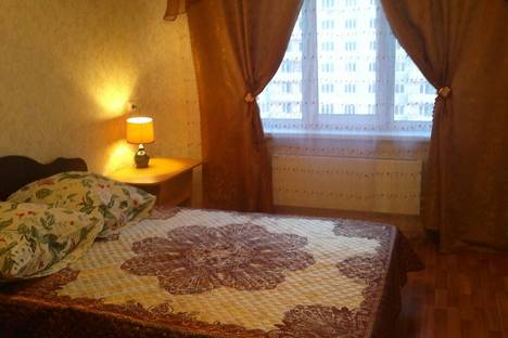 Сдается 1-комнатная квартира посуточно, проспект им Ленина, 120.