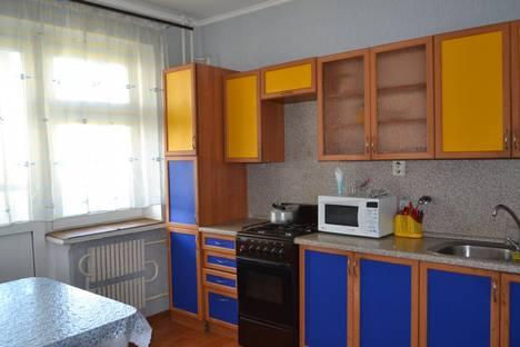 Сдается 2-комнатная квартира посуточнов Казани, Мусина 21.