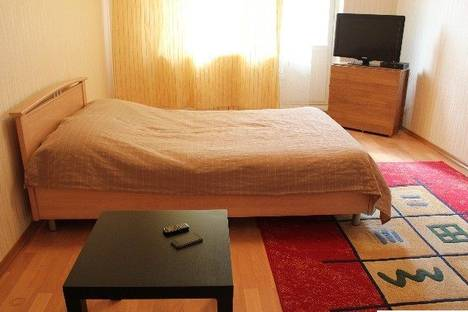 Сдается 1-комнатная квартира посуточно в Костроме, Ул. Скворцова 10.