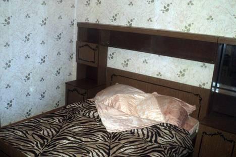 Сдается 1-комнатная квартира посуточнов Тамбове, ул. имени Сергея Лазо, 2а.