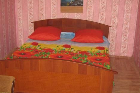 Сдается 1-комнатная квартира посуточно в Нижнем Новгороде, проспект Ленина, 34.