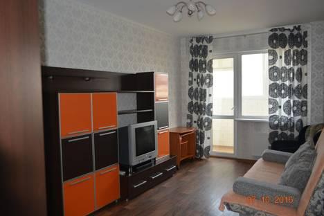Сдается 1-комнатная квартира посуточнов Перми, ул. Клары Цеткин, 25а.