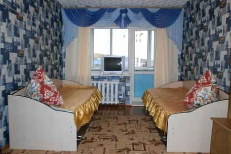 Сдается 3-комнатная квартира посуточнов Лениногорске, ул. Тукая, 15.
