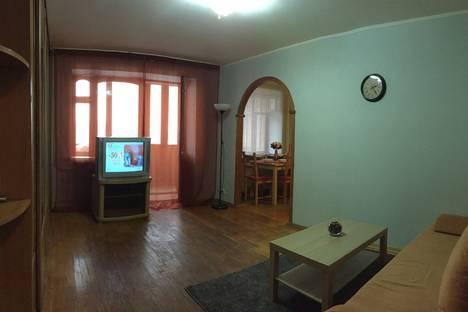 Сдается 3-комнатная квартира посуточно в Нижнем Новгороде, ул. Полтавская, д. 47.