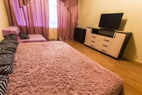 Сдается 2-комнатная квартира посуточно в Уфе, ул. Мубарякова, 10/1.