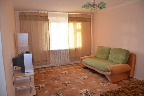 Сдается 1-комнатная квартира посуточнов Тюмени, Червишевский тракт, 7.