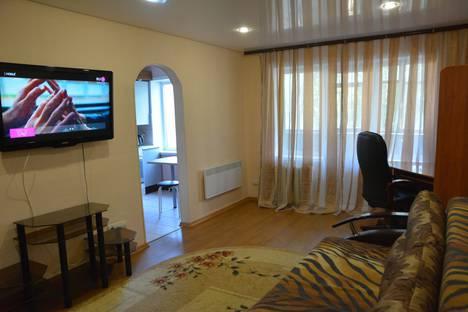 Сдается 1-комнатная квартира посуточнов Сыктывкаре, ул. Старовского 34.
