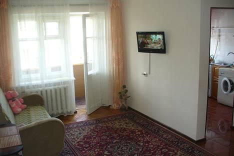 Сдается 1-комнатная квартира посуточно в Кисловодске, ул. Широкая, 40.