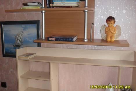 Сдается 1-комнатная квартира посуточно в Ухте, ул. Оплеснина, 13.
