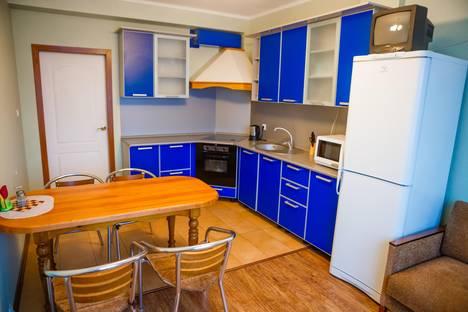 Сдается 1-комнатная квартира посуточно в Курске, ул. Челюскинцев, 25.