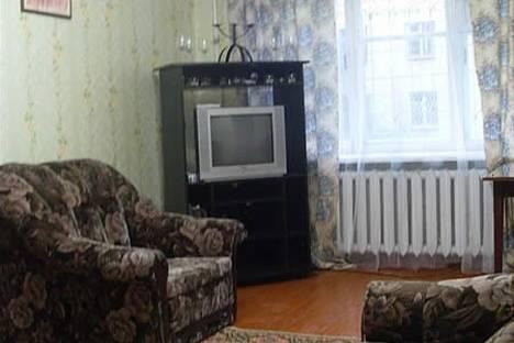 Сдается 2-комнатная квартира посуточнов Екатеринбурге, Восстания 15.