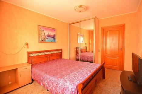 Сдается 2-комнатная квартира посуточнов Хабаровске, ул. Герасимова, 5.