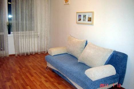 Сдается 2-комнатная квартира посуточнов Екатеринбурге, Онуфриева 6.1.