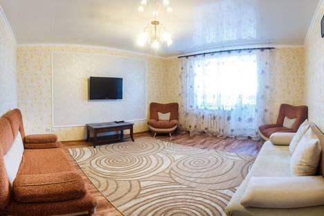 Сдается 2-комнатная квартира посуточнов Казани, ул. Чистопольская, 74.