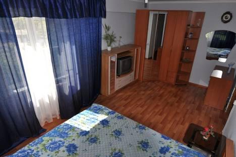 Сдается 2-комнатная квартира посуточнов Бийске, васильева 5.