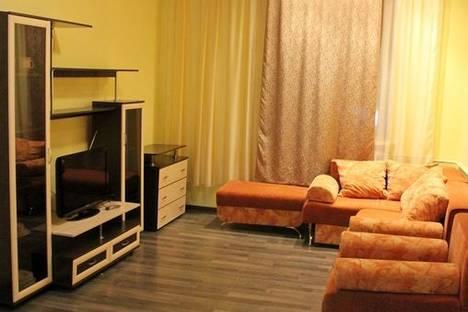 Сдается 3-комнатная квартира посуточно в Барнауле, Социалистический проспект, 130.