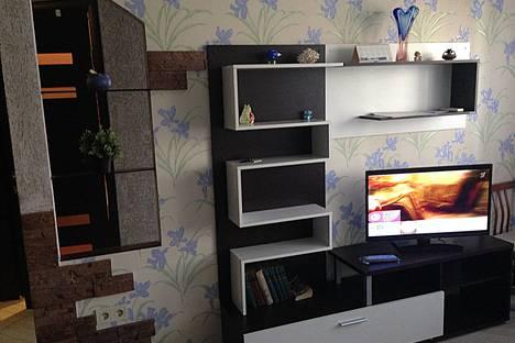 Сдается 1-комнатная квартира посуточно в Новороссийске, проспект Ленина, 87.