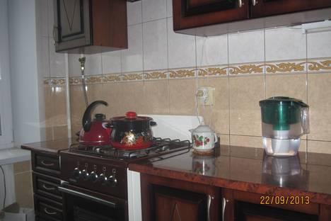 Сдается 1-комнатная квартира посуточнов Бузулуке, Липовская улица, 16.