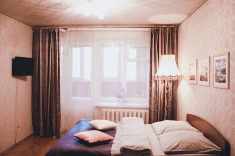 Сдается 1-комнатная квартира посуточно в Иванове, ул. Громобоя, 36.