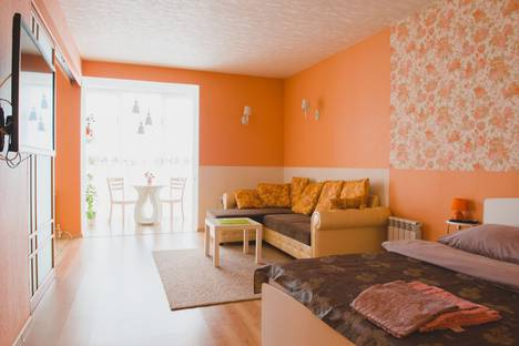 Сдается 1-комнатная квартира посуточно в Иванове, ул. Полетная 1-я, 4а.