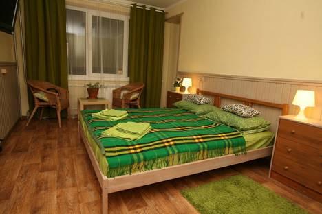 Сдается 1-комнатная квартира посуточнов Санкт-Петербурге, аллея Котельникова, 6к1.