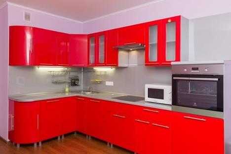 Сдается 2-комнатная квартира посуточно в Балашихе, ул. Евстафьева, 3.