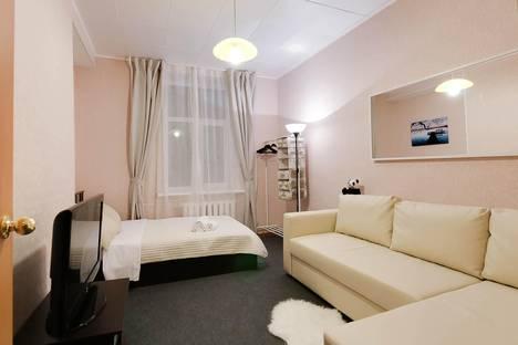 Сдается 1-комнатная квартира посуточнов Санкт-Петербурге, пер. Ковенский, д. 2.