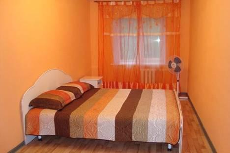 Сдается 2-комнатная квартира посуточно, ул. Лермонтова, 51.