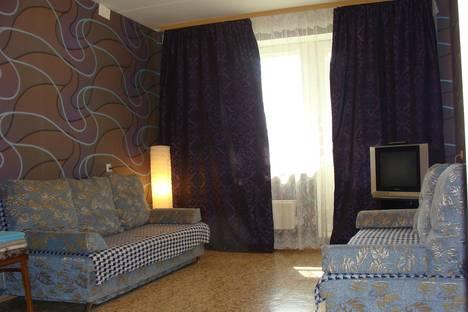 Сдается 1-комнатная квартира посуточнов Екатеринбурге, Водная ул., 13а.